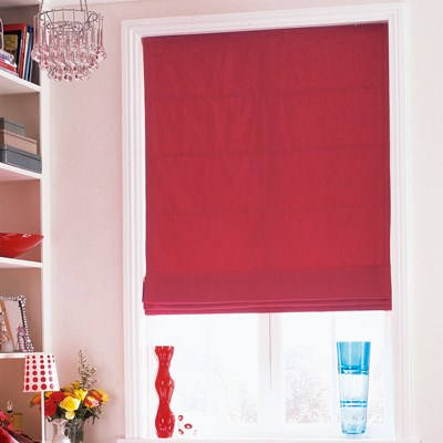 Roman Blinds Black Country Blinds